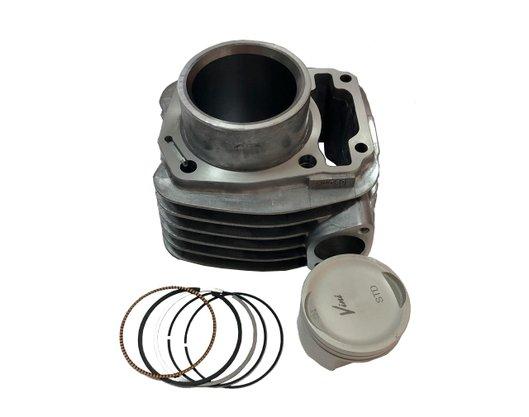 Cilindro Motor Com Pistão e Aneis CG 160/START 160/ BROS 160