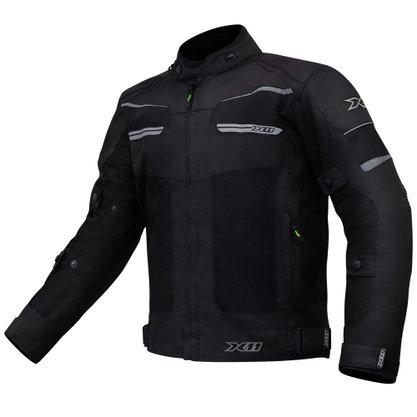 Jaqueta Segurança X11 Breeze Masculina - G - Preto