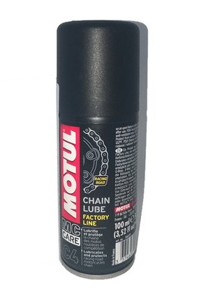 Lubrificante Corrente Chain Lube Motul C4 100ml