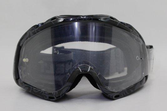 Óculos De Proteção Para Motocross Preto Helt