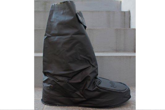 Protetor De Sapato Galocha Polaina Motoqueiro Impermeavel Motoboy GG Delta