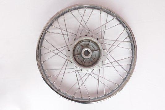Roda Moto Completa Montada Diant Titan 150 04/08 Fan 125 09