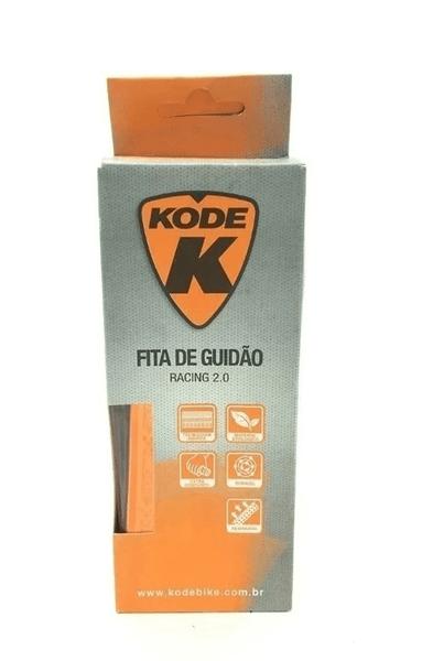 FITA DE GUIDAO ROAD KODE 2MM LARANJA
