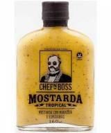 Mostarda Tropical Com Maracujá