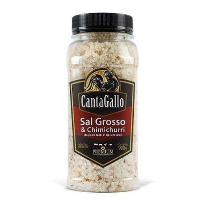Sal Grosso & Chimichurri para Churrasco Cantagallo 900g
