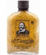 Salsa Argentina: Pimenta Verde E Chimichurri