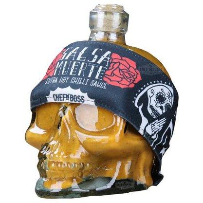 Salsa Muerte: A Pimenta Da Morte - 750 ml