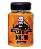 Doraditas: Farofa De Nachos Com Cheddar