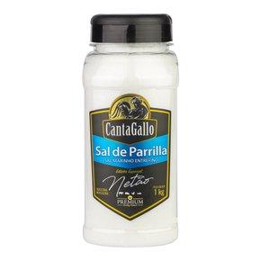 Sal de Parrilla Entrefino Netão - 1kg